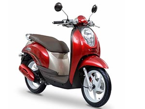 Honda Scoopy Rent Moalboal